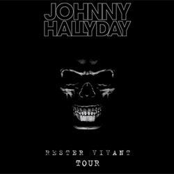"""Résultat de recherche d'images pour """"johnny hallyday rester vivant tour"""""""