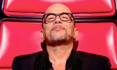 pascal obispo interview the voice 7