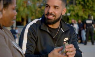 Dans son dernier clip Drake offre 1 million de dollars à des inconnus