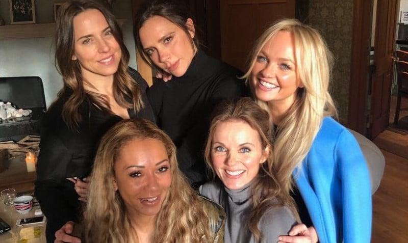Grand retour Spice Girls