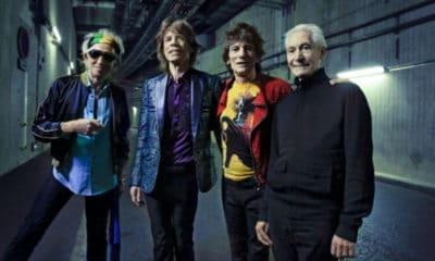 Les Rolling Stones débarques à Marseille le 26 juin 2018
