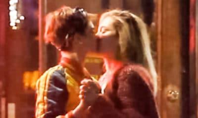 Cara Delevingne et Paris Jackson s'affichent en couple dans les rues de Los Angeles