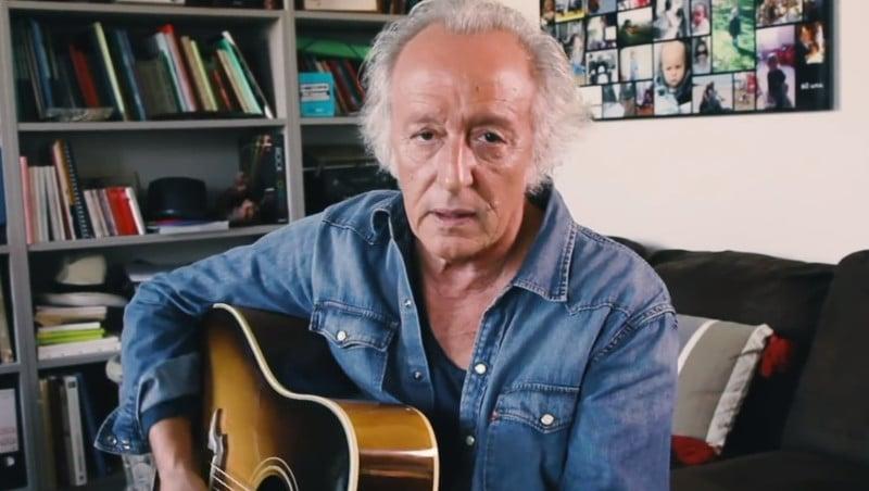 """Didier Barbelivien dévoile l'album """"Créateur de chansons"""""""