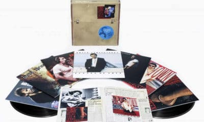 Bruce Springsteen dévoile le coffret The Album Collection Vol. 2, 1987-1996