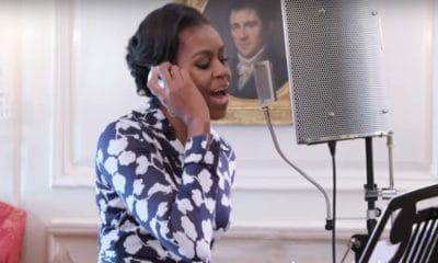 Découvrez Michelle Obama en chanteuse de rap
