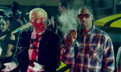 Snoop Dogg assassine Donald Trump