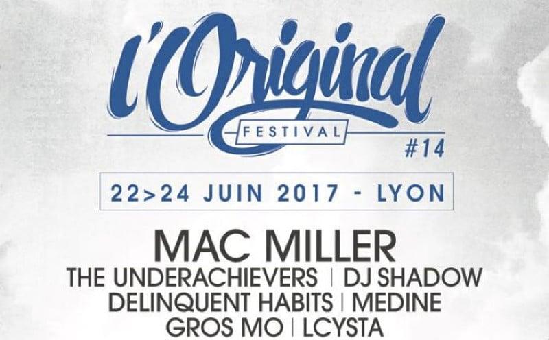 L'édition 2017 de l'Original Festival : Un cru comme on n'en attendait plus