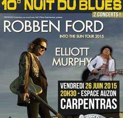 Programme 10ème Nuit Du Blues De Carpentras 11
