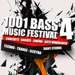 1001 Bass Music Festival 4 5