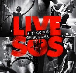 5 Seconds Of Summer <i>LIVESOS</i> 5