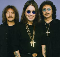 Black Sabbath en concert à Bercy 8