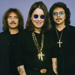 Black Sabbath en concert à Bercy 7