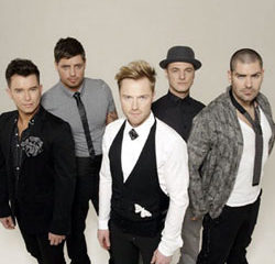 Boyzone de retour avec un nouveau single 10