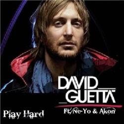 DAVID GUETTA Play Hard 5
