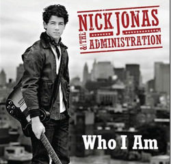Nick Jonas & The Administration <i>Who i am</i> 10