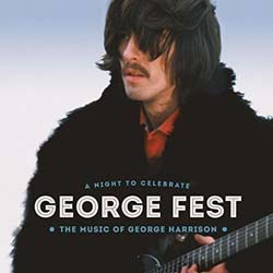 A night to celebrate the music of George Harrison 7