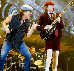 Le groupe AC/DC obligé de stopper sa tournée 17