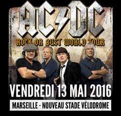 AC/DC en concert à Marseille le 13 mai 2016 17