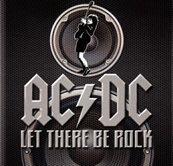 AC/DC <i>Let There Be Rock</i> 17