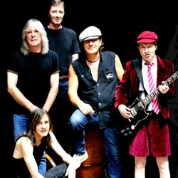AC/DC de retour avec l'album <i>Rock Or Bust</i> 6