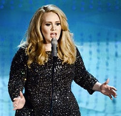 Adele souhaite mettre en route un second enfant 6