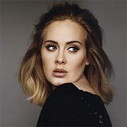 Donald Trump dans le viseur d'Adele 5