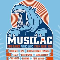 Saez et Ben Howard au programme de Musilac 5