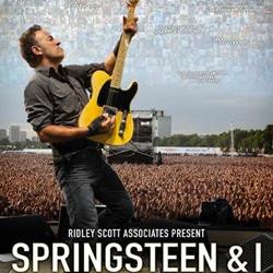 Découvrez l'affiche officielle du film « SPRINGSTEEN & I » 5