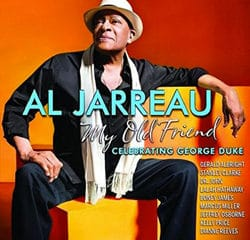 Al Jarreau <i>My Old Friend</i> 8