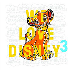 We Love Disney 3 9