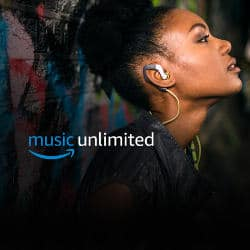 Essayez gratuitement Amazon Music Unlimited durant 30 jours