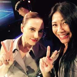 Anggun intègre le jury de Asia's Got Talent 5