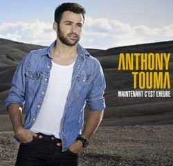 Anthony Touma sort son premier album le 9 mars 2015 8