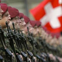 L'Armée Suisse reprend un titre de Queen 5