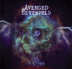 Avenged Sevenfold <i>The Stage</i> 8