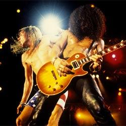 Les Guns N' Roses donnent un concert surprise à Los Angeles 6