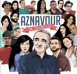 L'hommage de la jeune génération à Charles Aznavour 12