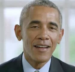 VIDEO : Barack Obama rend hommage à son ami Jay-Z 10