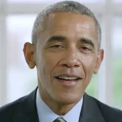 VIDEO : Barack Obama rend hommage à son ami Jay-Z 6
