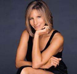 Barbra Streisand en concert à Bercy 12