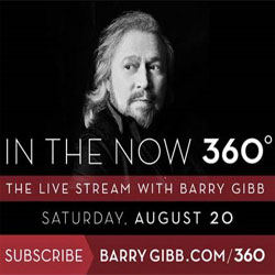 Barry Gibb présentera son album en live stream le 20 août 5