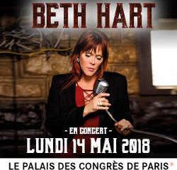 Beth Hart en concert à Paris le 14 mai 2018 6