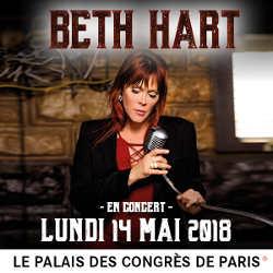 Beth Hart en concert à Paris le 14 mai 2018 5