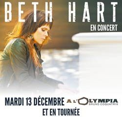 Beth Hart en tournée dans toute la France 16