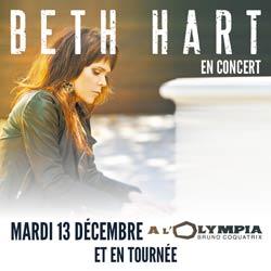 Beth Hart en tournée dans toute la France 5
