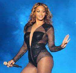 Beyoncé en concert cet été en France 12