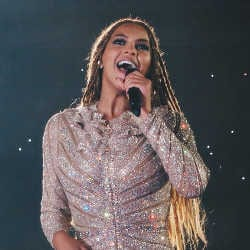 Malade, une étudiante s'offre un moment avec Beyoncé 5