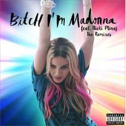 MADONNA Bitch I'm Madonna 5