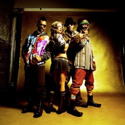 The Black Eyed Peas, Disque de diamant avec The Beginning 5