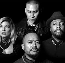 Les Black Eyed Peas à nouveau réunis pour la bonne cause 6